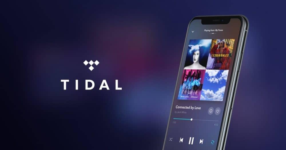 Nowa funkcja - Moja historia odtwarzania w TIDAL