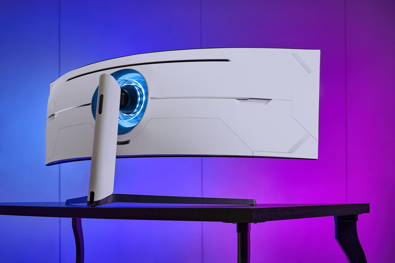 Samsung Odyssey G9 – nowa generacja zakrzywionych monitorów dla graczy