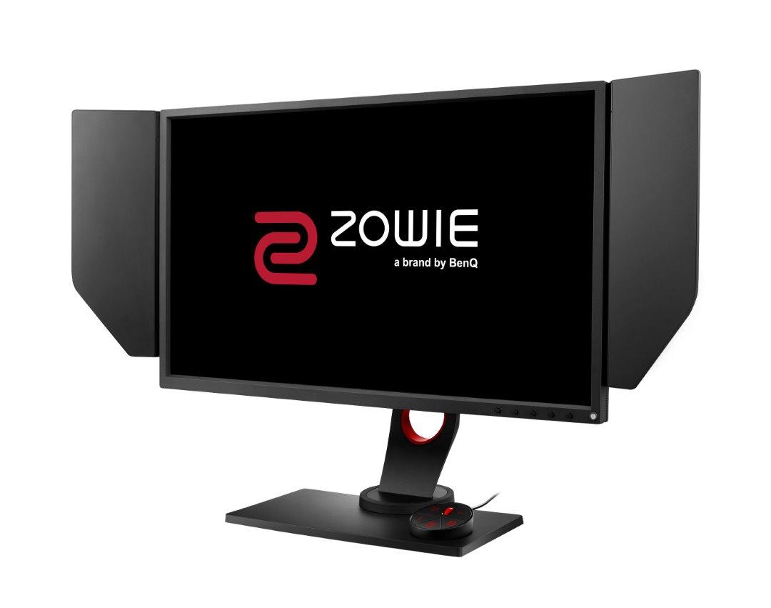 240Hz ZOWIE XL2546S dla e-Sportu – z nową matrycą i DyAc+™