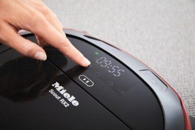 LG udziela firmie MIELE licencji na patenty dotyczące odkurzaczy automatycznych