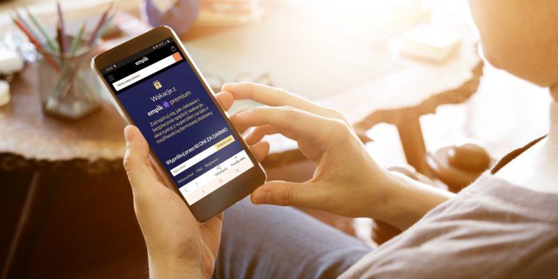 Empik bezpłatnie przedłużył abonament Empik Premium dla wszystkich