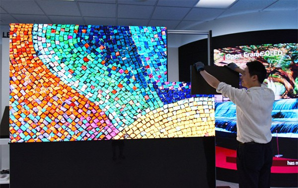LG wprowadza innowacyjny system ekranów LG LED Signage