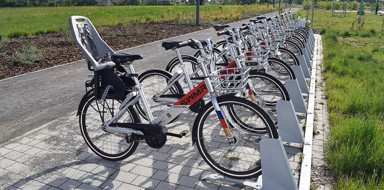 Rowery od Orange i Roovee gotowe do wypożyczenia