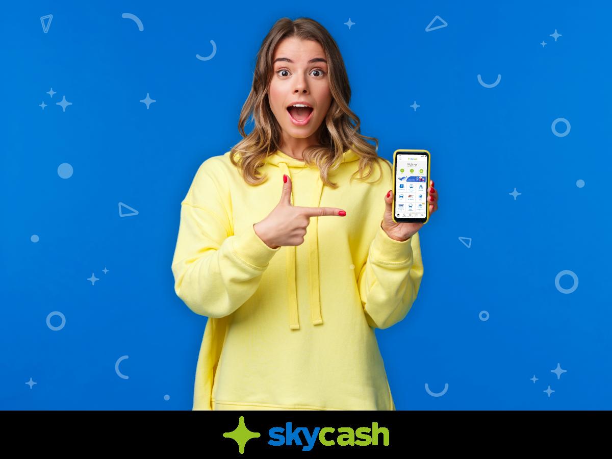Nowa odsłona SkyCash - zmiany, na które czekali użytkownicy aplikacji