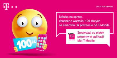 Voucher na smartfony i abonament w T-Mobile
