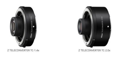 Nowe telekonwertery firmy Nikon zapewniają użytkownikom systemu Z szersze możliwości
