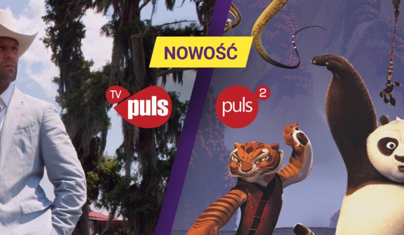 TV Puls i PULS 2 od dziś dostępne w PLAY NOW i PLAY NOW TV