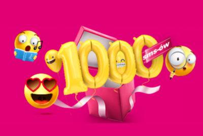 T-Mobile udostępnia 1000 bezpłatnych SMS-ów z okazji Światowego Dnia Emoji