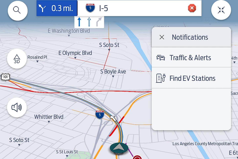 Ford wybiera TomTom Global Traffic Service dla nowej generacji systemu SYNC