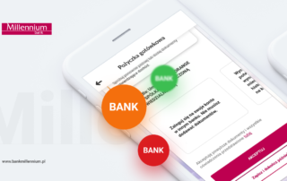 Możliwość potwierdzenia dochodu w procesie pożyczki gotówkowej Banku Millennium z wykorzystaniem logowania do kolejnych dwóch banków
