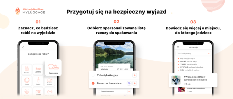 Start akcji #WakacjeBezObaw
