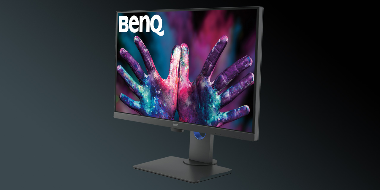"BenQ PD2705Q – 27"" monitor graficzny IPS QHD 100% sRGB z USB-C"
