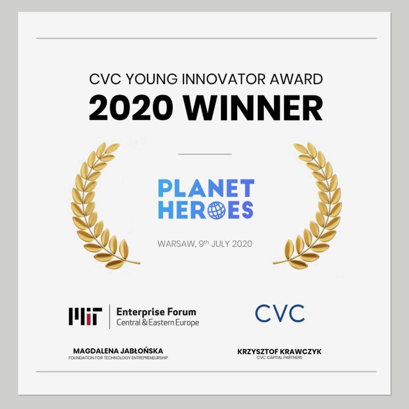 Startup Planet Heroes nagrodzony w konkursie organizowanym przez MIT Enterprise Forum CEE