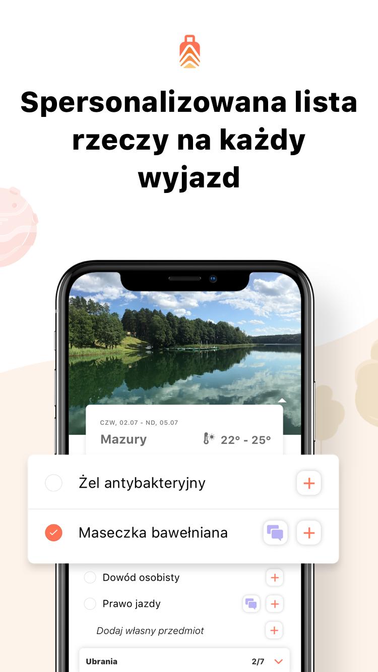 Ekran aplikacji 1