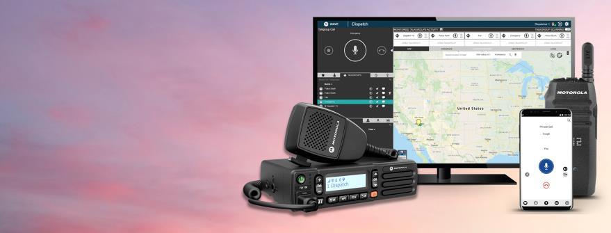Motorola Solutions rozwija komunikację grupową dzięki WAVE PTX