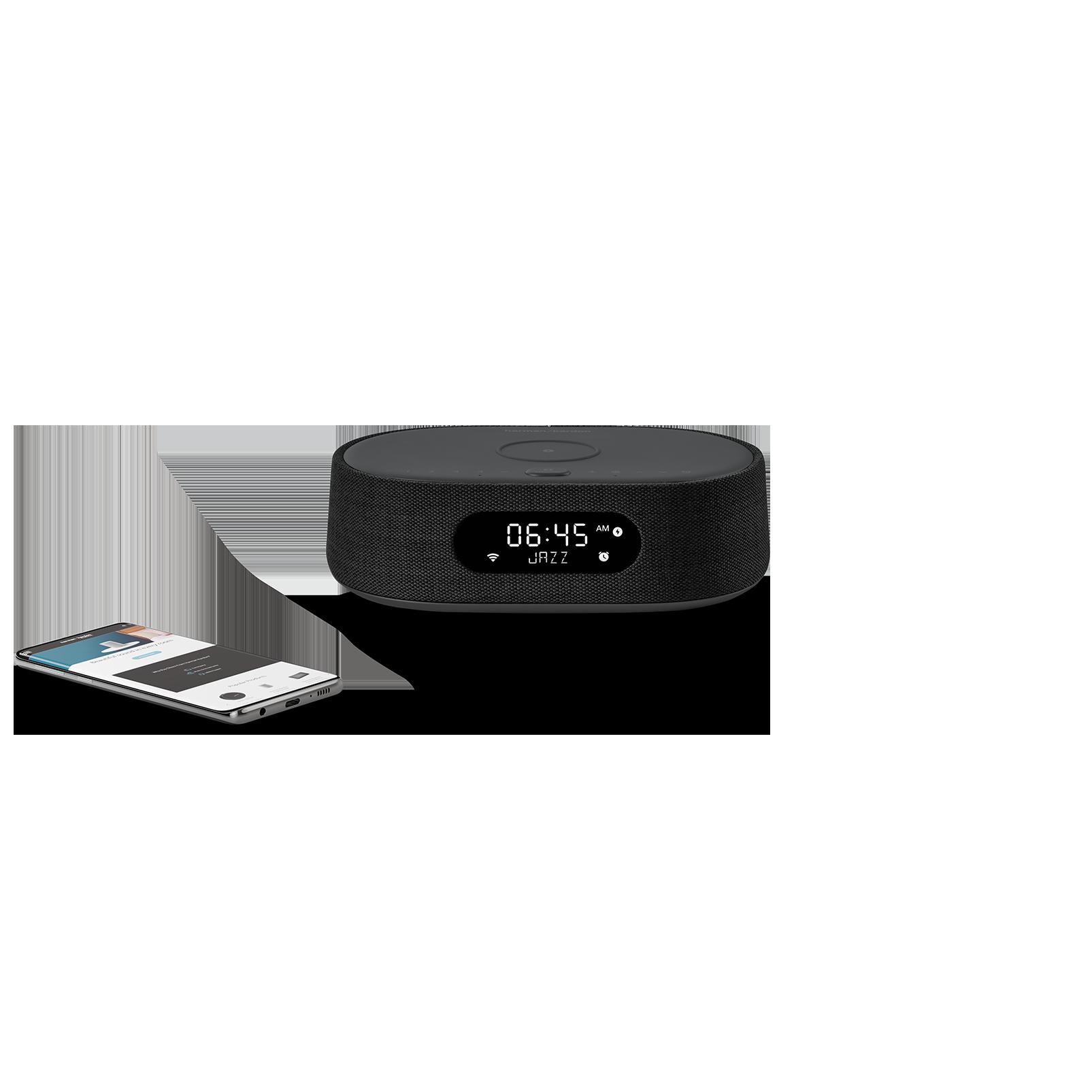 HK Citation OASIS Product Image Black Front Phone