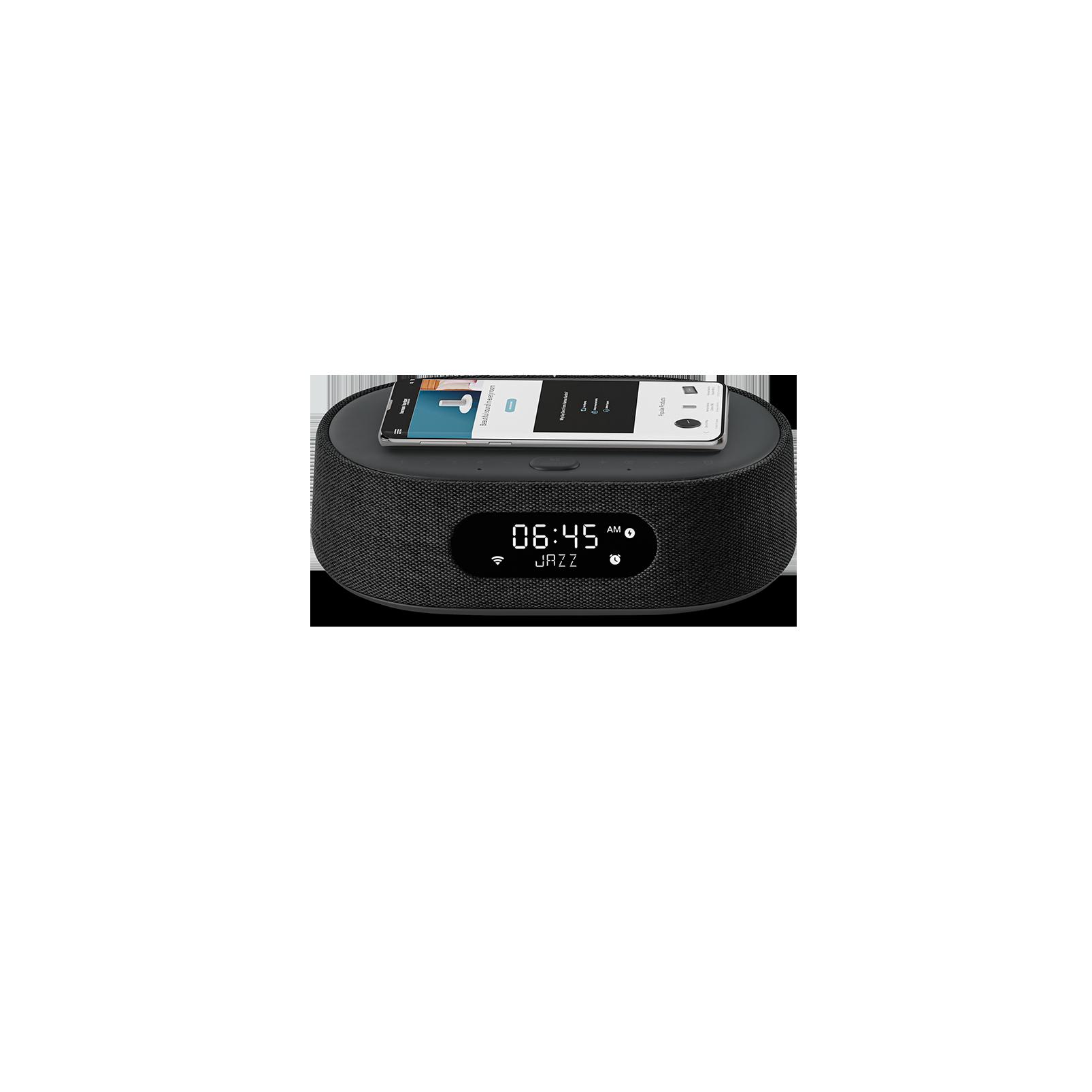 HK Citation OASIS Product Image Black High Front Phone Top