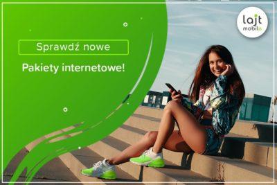 Nowe pakiety dodatkowe w lajt mobile