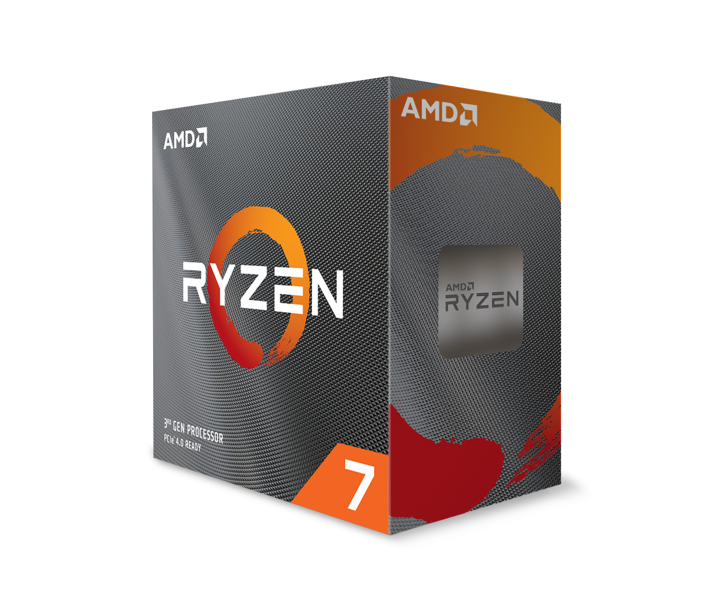 Ryzen 7 Box Left