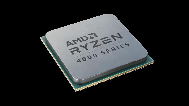 Nowe procesory AMD Ryzen 4000G i AMD Athlon 3000G dla gotowych komputerów stacjonarnych