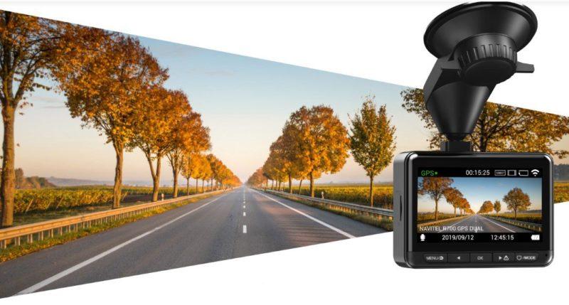 NAVITEL R700 GPS DUAL – wielofunkcyjna kamera samochodowa