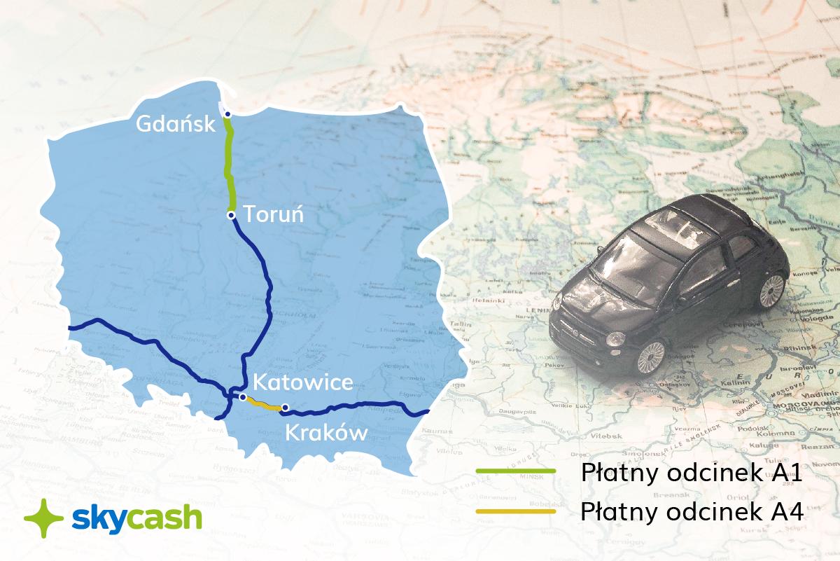 SkyCash Autostrady 2
