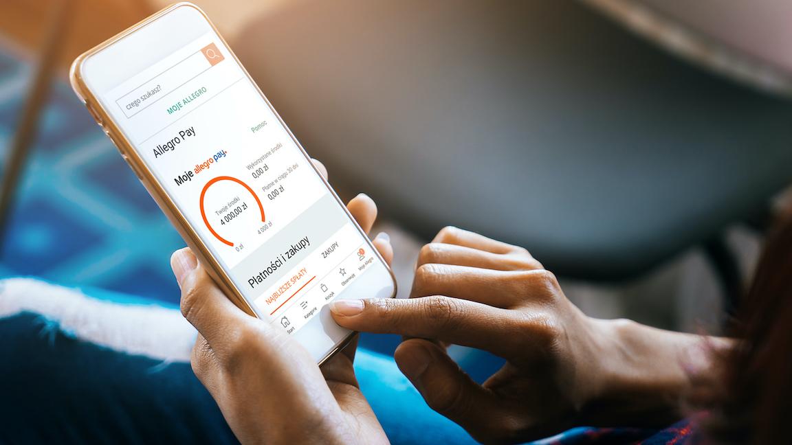Allegro wprowadza nową usługę - Allegro Pay