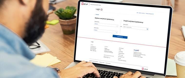 Załóż profil zaufany z bankiem spółdzielczym