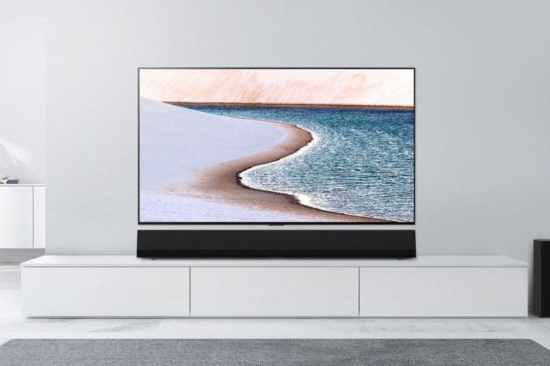 Nowy soundbar LG GX oferuje doskonałą jakość dźwięku i idealnie współgra z telewizorami LG OLED z serii Gallery