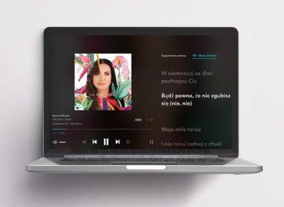 Teksty odtwarzanych piosenek teraz dostępne bezpośrednio w aplikacji TIDAL