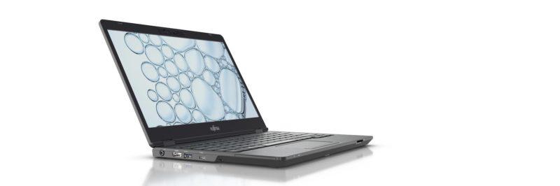 Bezpieczeństwo i mobilność – notebooki i tablety Fujitsu w nowej odsłonie