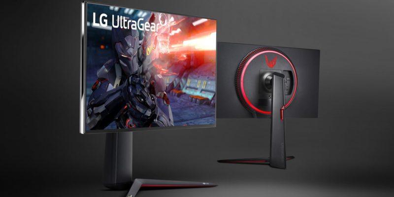 LG wprowadza pierwszy na świecie monitor 4K IPS o czasie reakcji 1ms