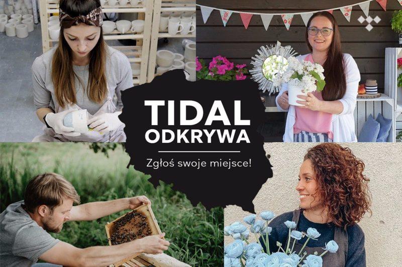 Globalna platforma muzyczno-rozrywkowa TIDAL rozpoczyna nowy projekt - TIDAL odkrywa