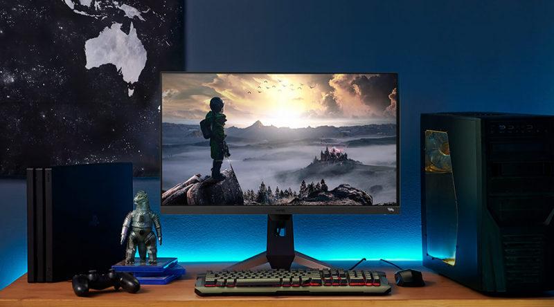 BenQ MOBIUZ - nowa rodzina monitorów gamingowych otwiera nowe poziomy audiowizualnych wrażeń