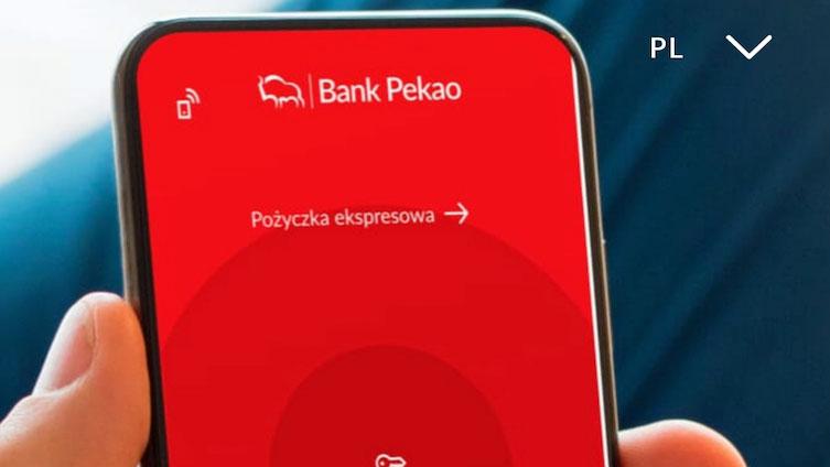 Bank Pekao dołącza do Huawei AppGallery