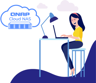 QNAP prezentuje NAS-a w chmurze, narzędzie do tworzenia kopii dla Google™ G Suite i Microsoft 365® oraz rozwiązanie SD-WAN