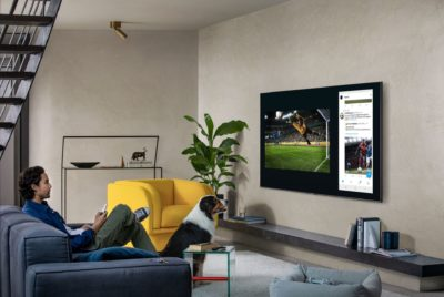 HDMI 2.1 i Game Multi View - nowości dla graczy w telewizorach Samsung 2020