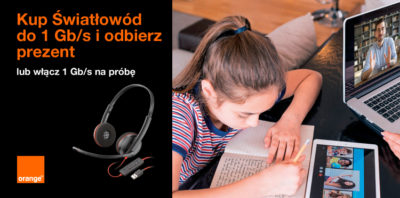 Internet do domu: nowości w Orange – szybciej, bezpieczniej i bardziej elastycznie