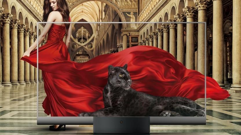 Firma Xiaomi pokazała przezroczysty telewizor za 7198$ dolarów – został wykupiony w sekundę.