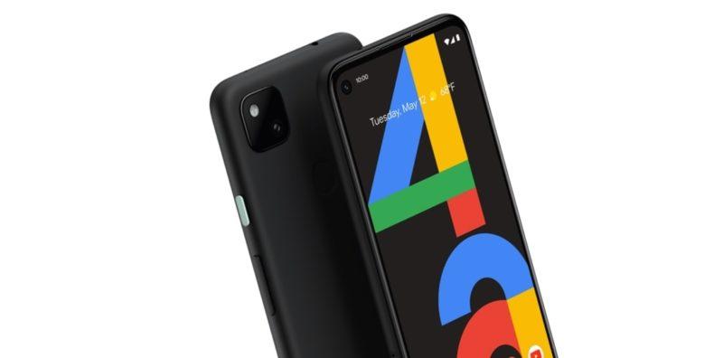 Google ogłosiła budżetny smartfon Pixel 4A za 349 USD