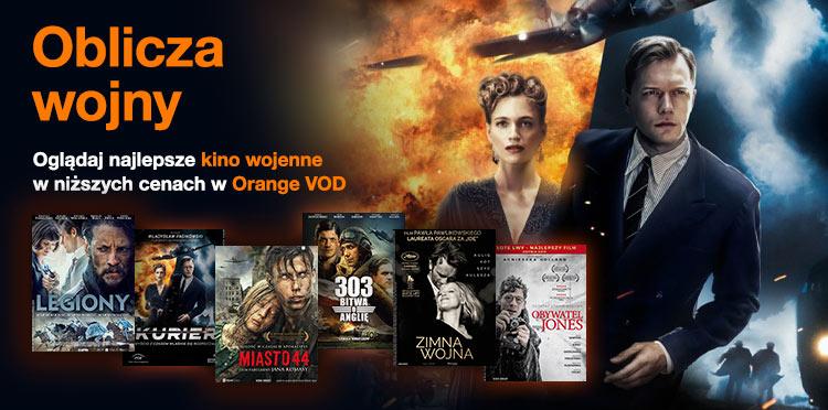 Oblicza wojny w 30 filmach na Orange VOD