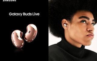 Galaxy Watch3 i słuchawki Galaxy Buds Live już w sprzedaży