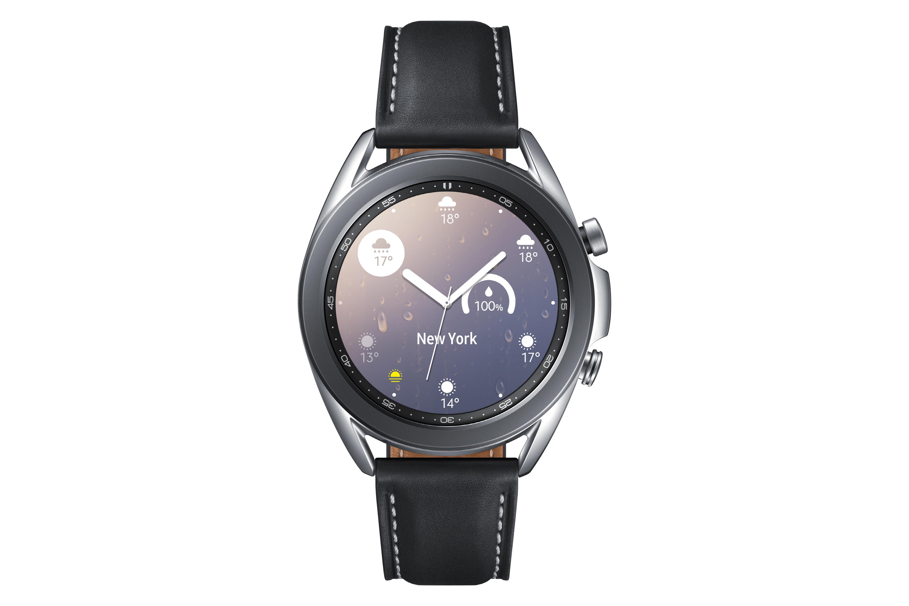 Galaxy Watch3 41mm Mystic Silver