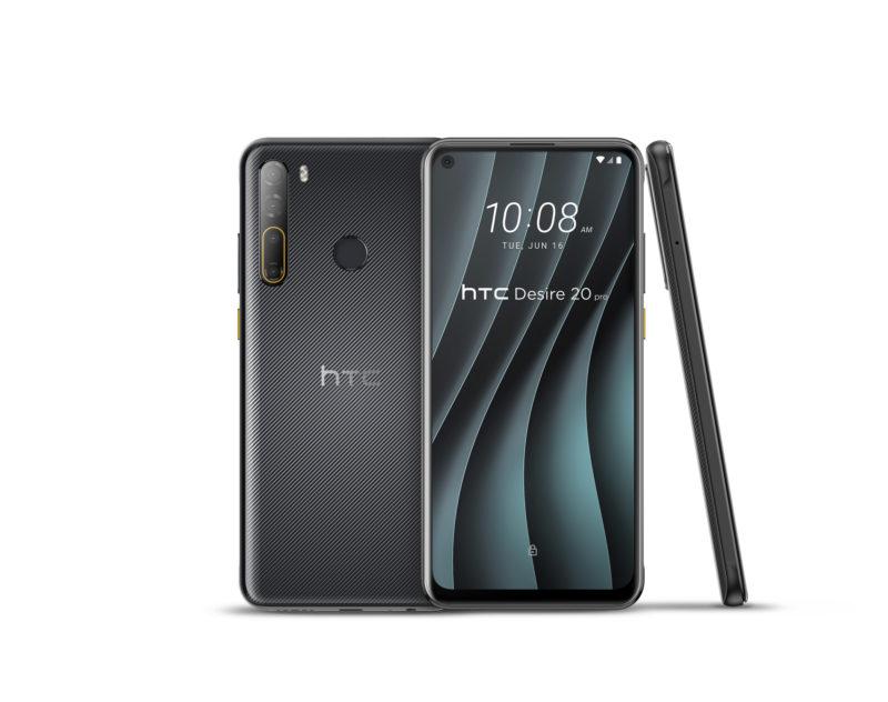HTC Desire 20 pro już dostępny w Polsce