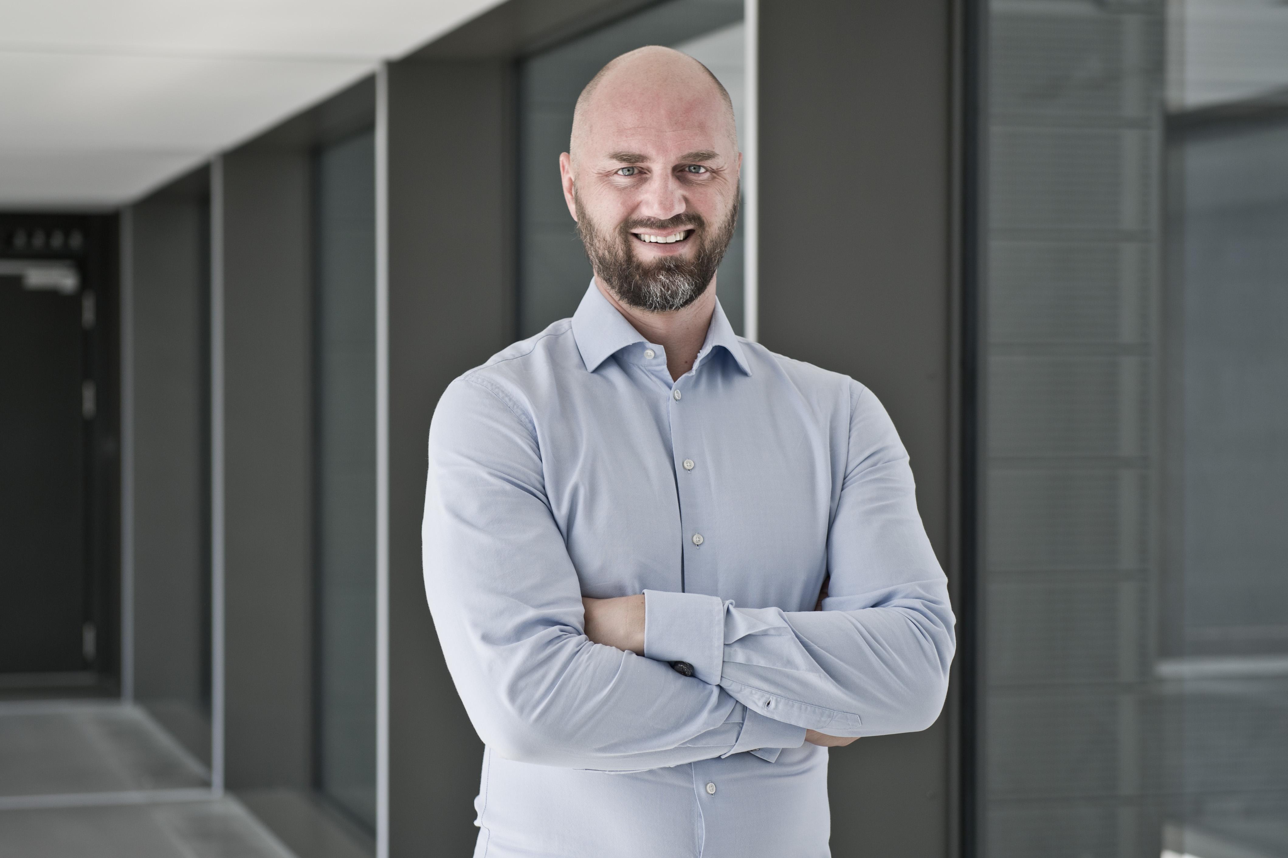 Michał Grzybkowski Executive VP Technology Beyond