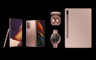 Samsung prezentuje pięć nowych urządzeń Galaxy, oferując użytkownikom supermoc podczas pracy i zabawy