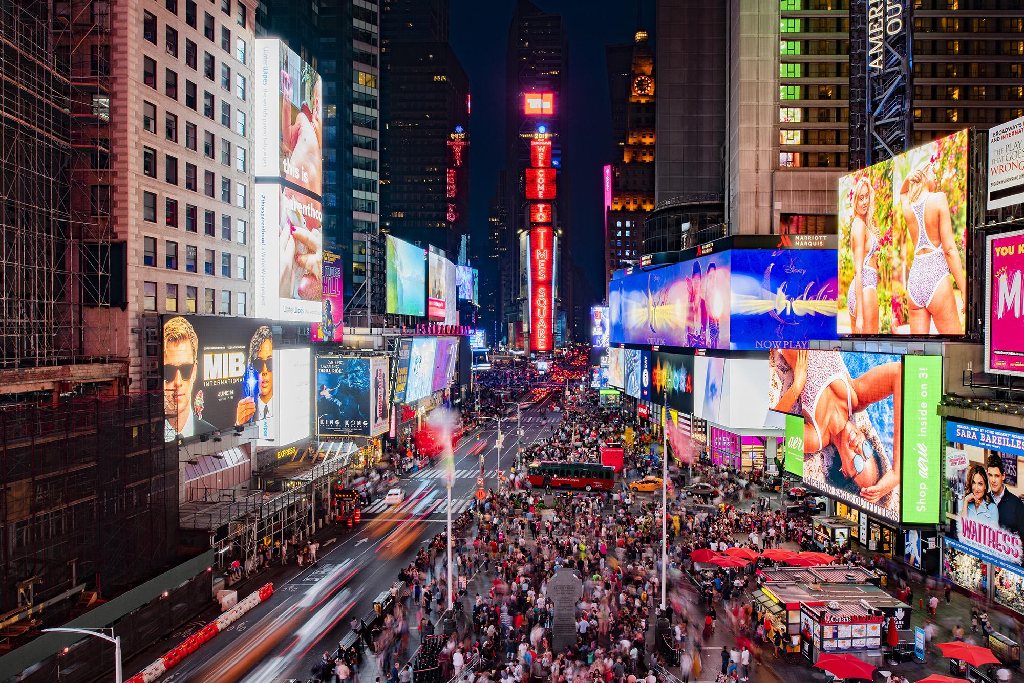 Big City Lights – Technologia LED rozświetla miasta przyszłości