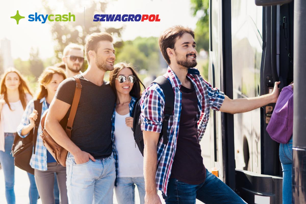 Bilety na połączenia firmy Szwagropol od dziś w aplikacji SkyCash