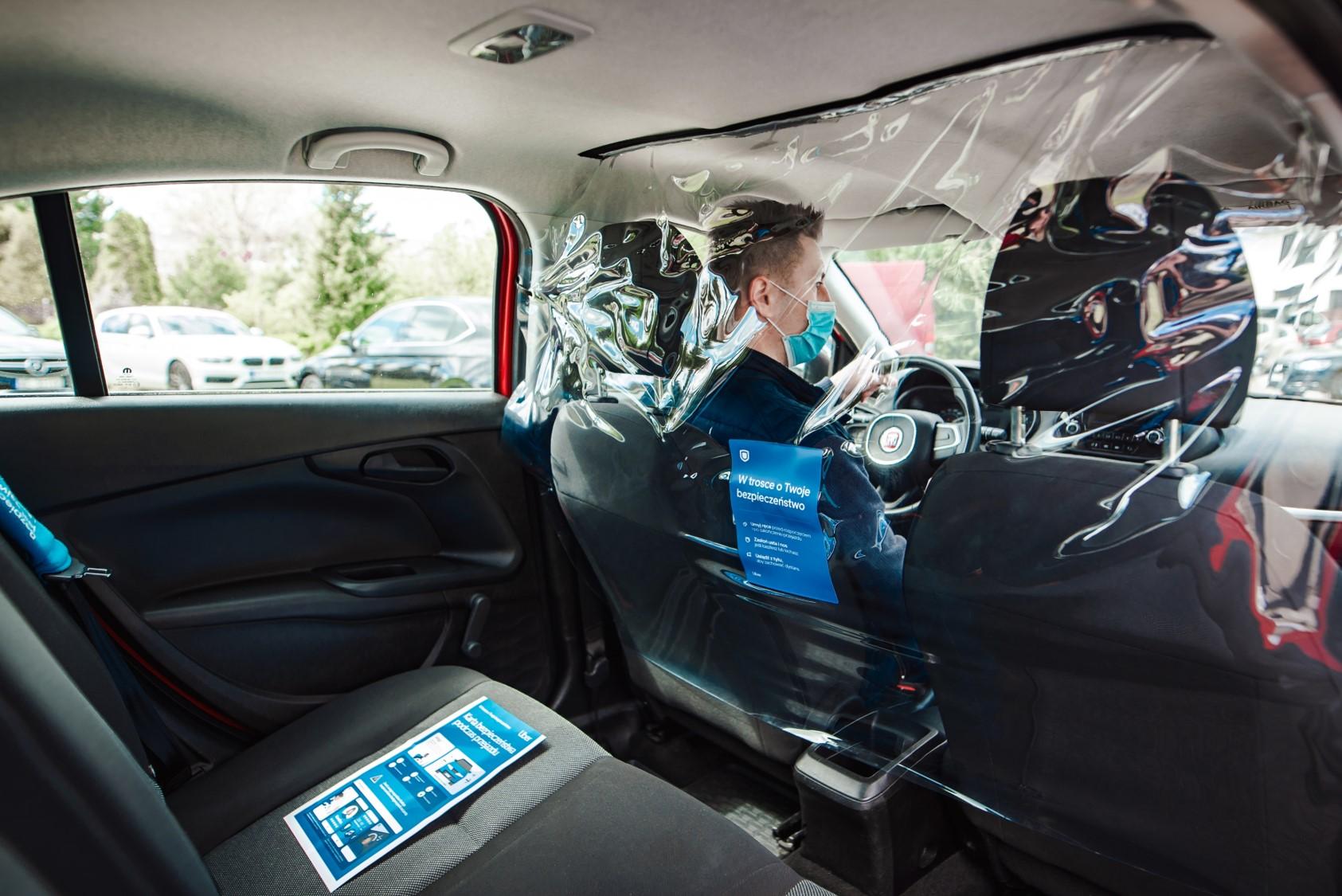 Uber wjeżdża do Lublina