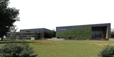 Beyond rozpoczął rozbudowę kampusu w Poznaniu - powstaje centrum danych o mocy 42MW